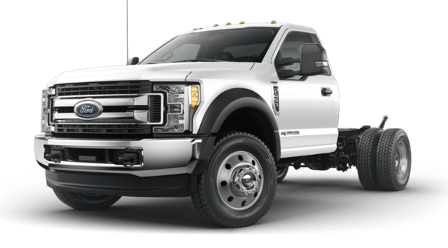 2019 Ford Chassis Cab F-450 XLT Commercial-truck